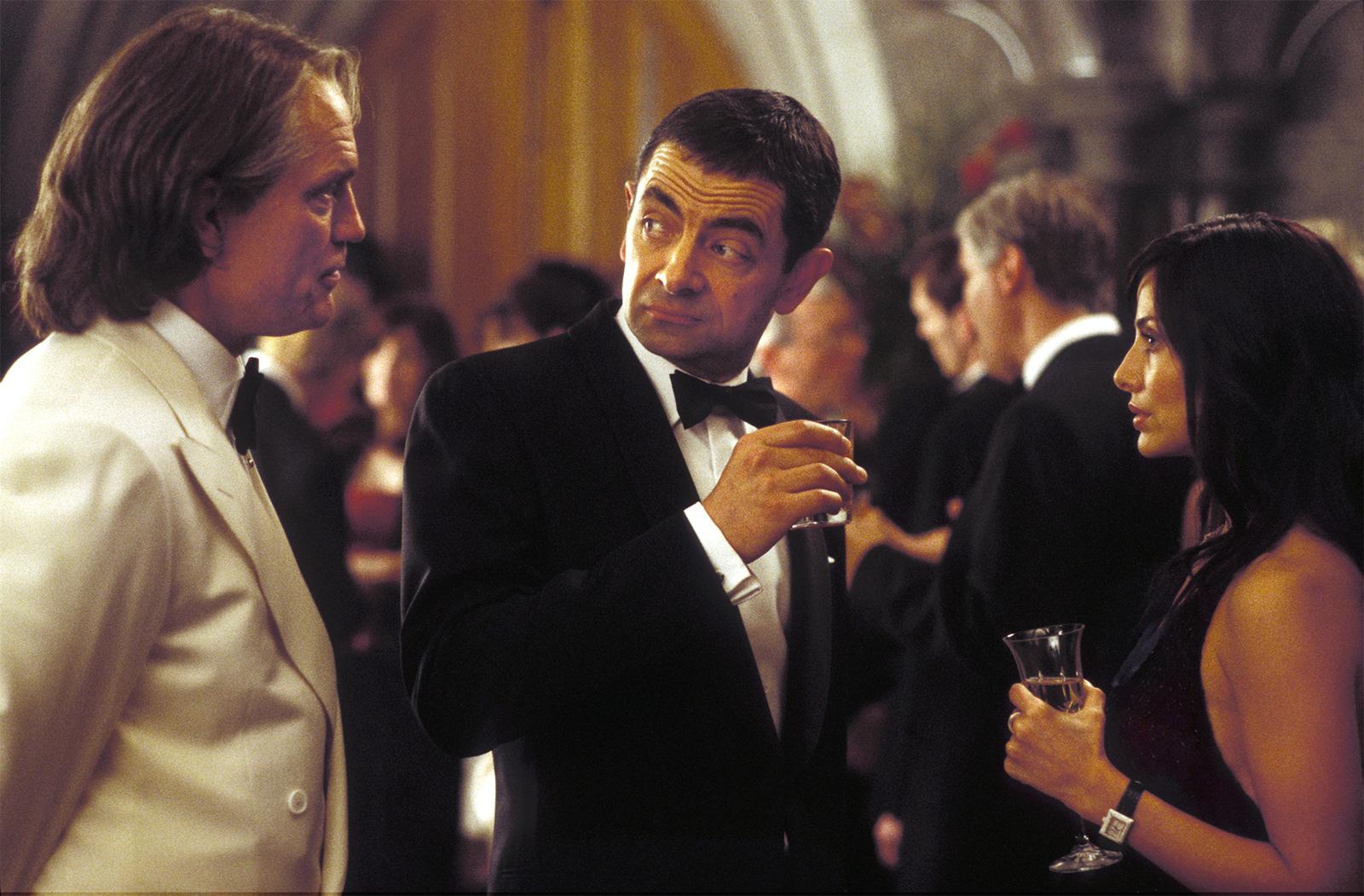 Film Johnny English (2003)