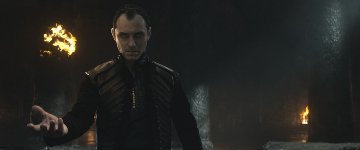 Fotogaléria Kráľ Artuš: Legenda o meči (2017)