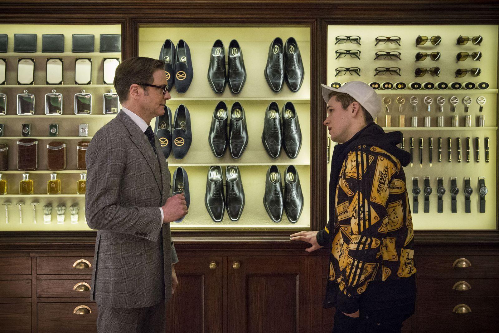 Film Kingsman: Tajná služba (2014)