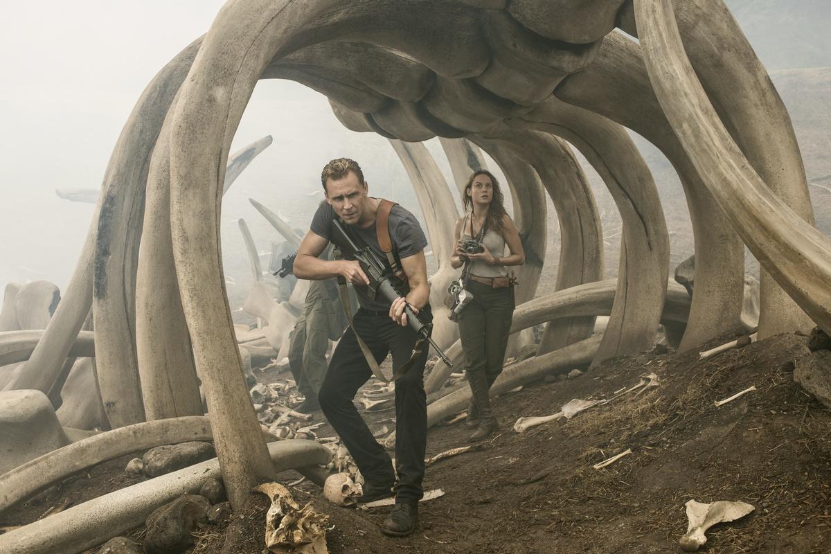 Film Kong: Ostrov lebiek (2017)