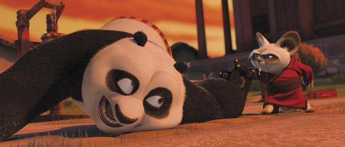 Film Kung Fu Panda (2008)