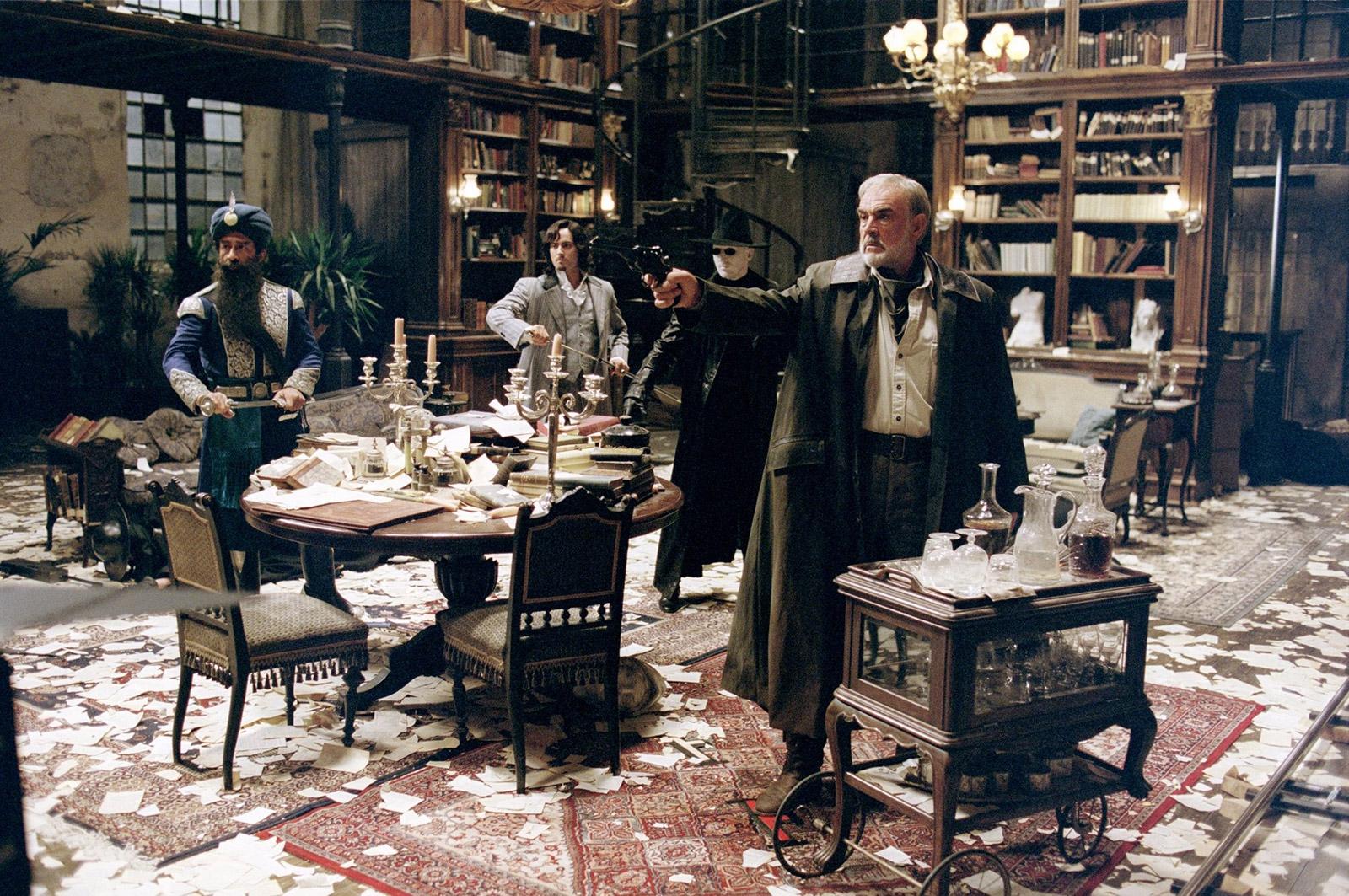 Film Liga výnimočných (2003)