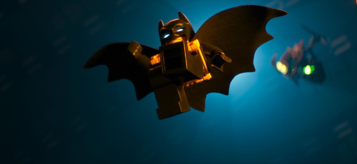 Fotogaléria LEGO Batman vo filme (2017)