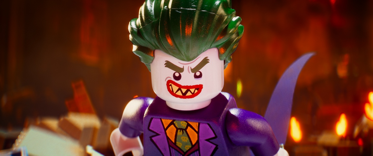Film LEGO Batman vo filme (2017)