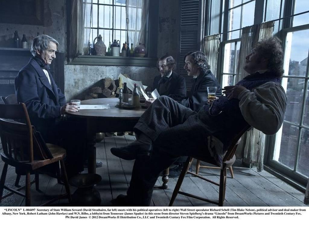 Film Lincoln (2012)