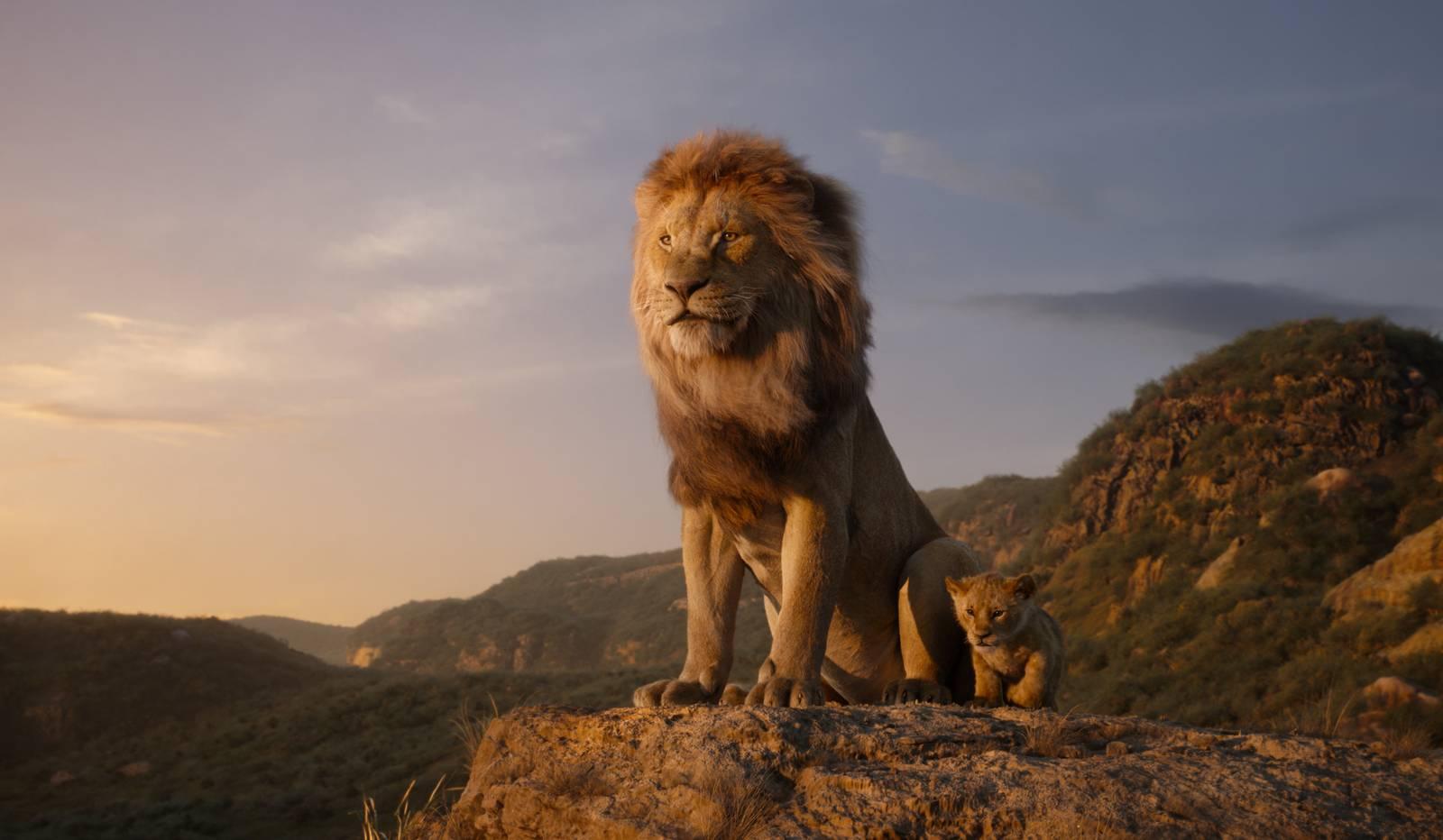 Film Leví kráľ (2019)