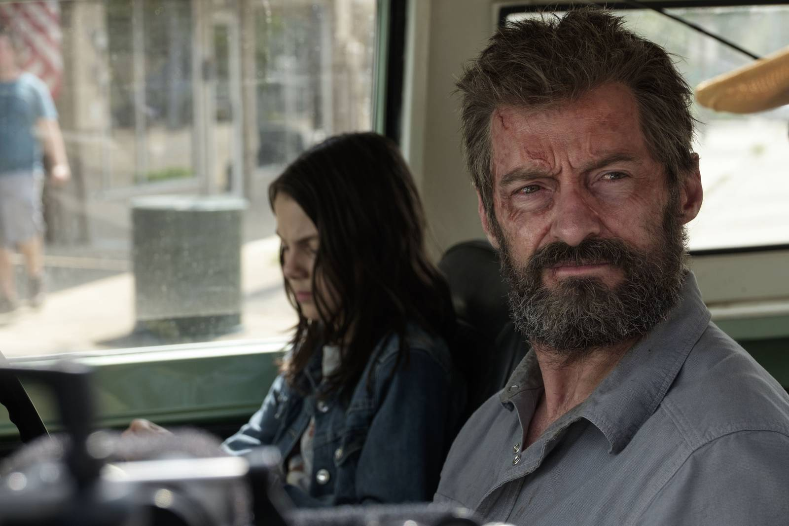 Fotogaléria Logan: Wolverine (2017)