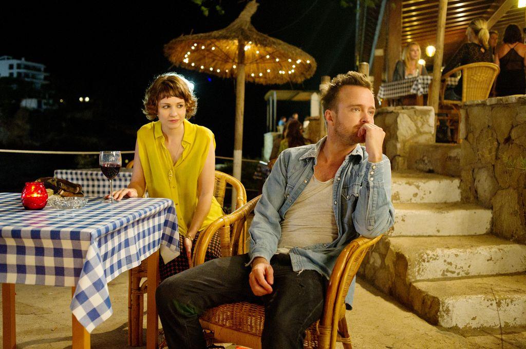 Film Dlhá cesta dole (2014)