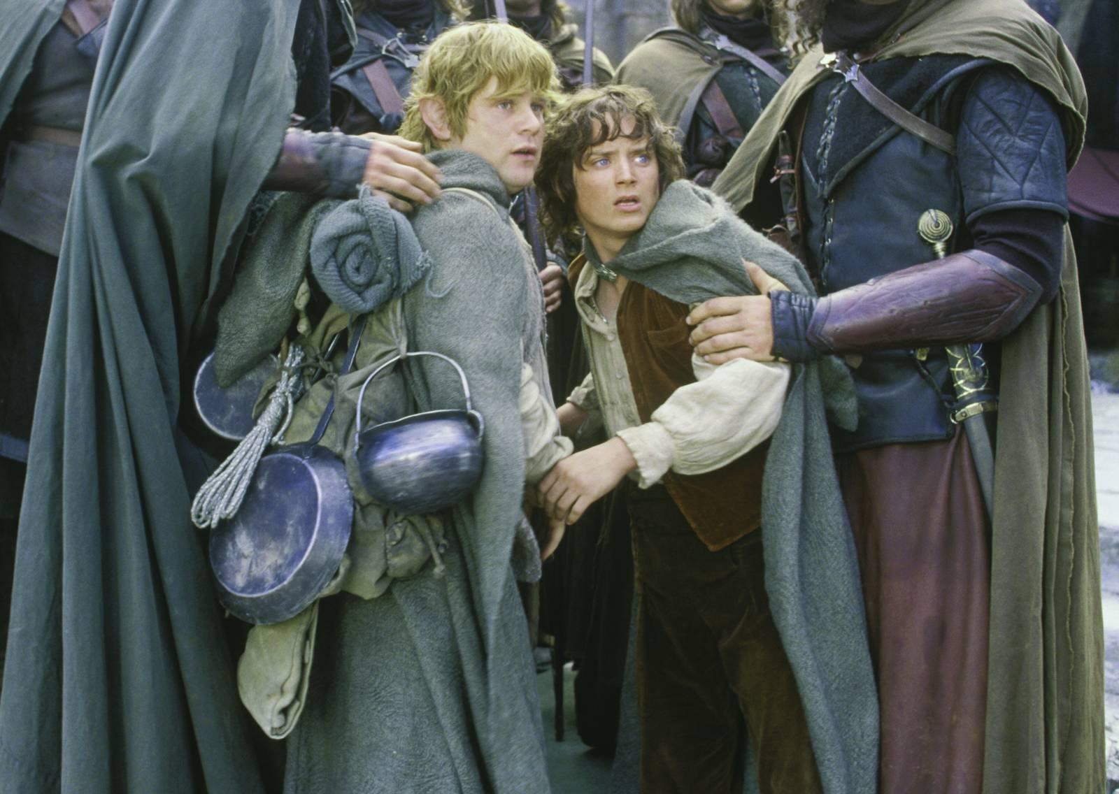 Pán Prsteňov: Dva veže (2002)