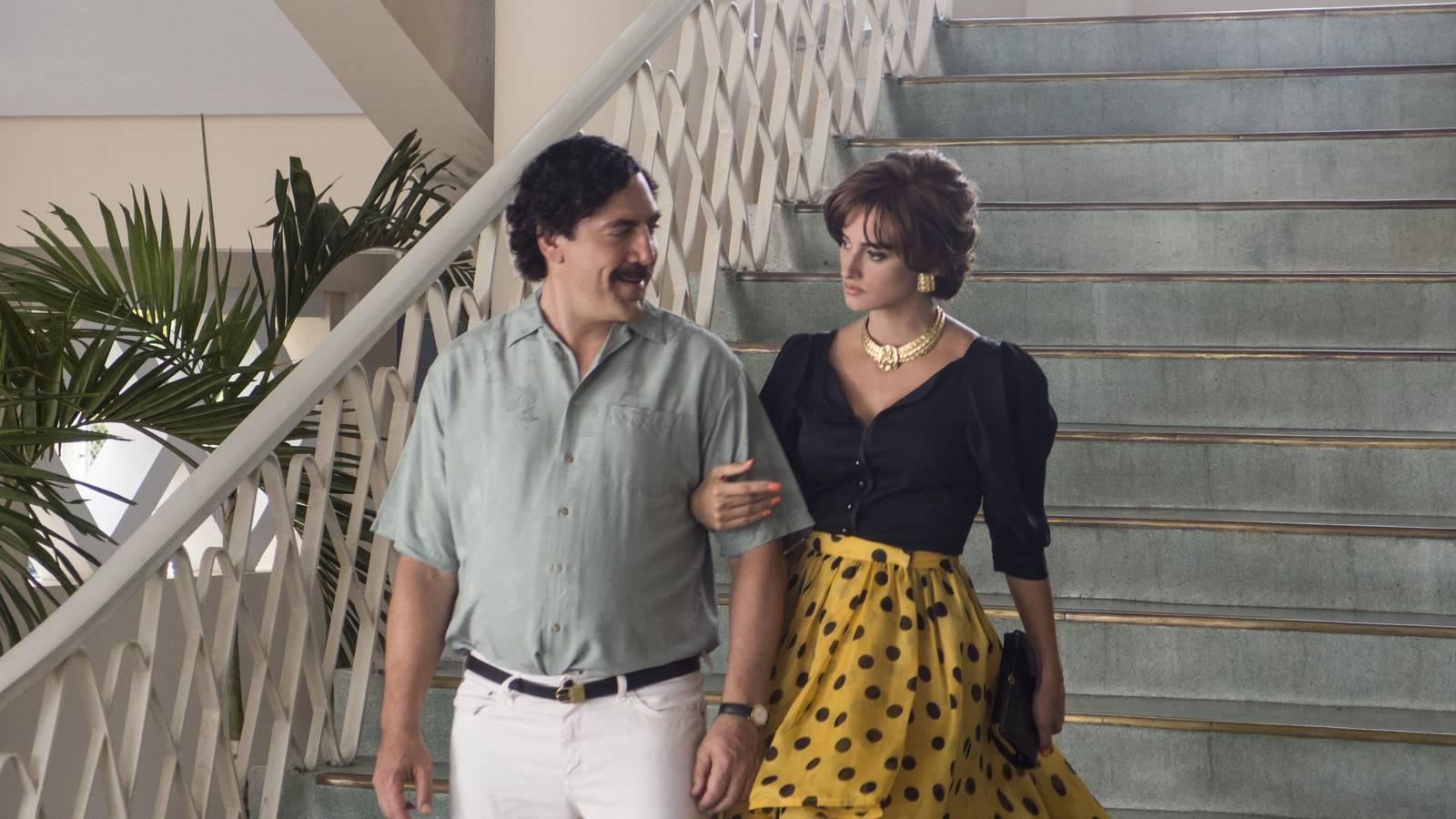 Film Pablo Escobar: Nenávidený a milovaný (2017)