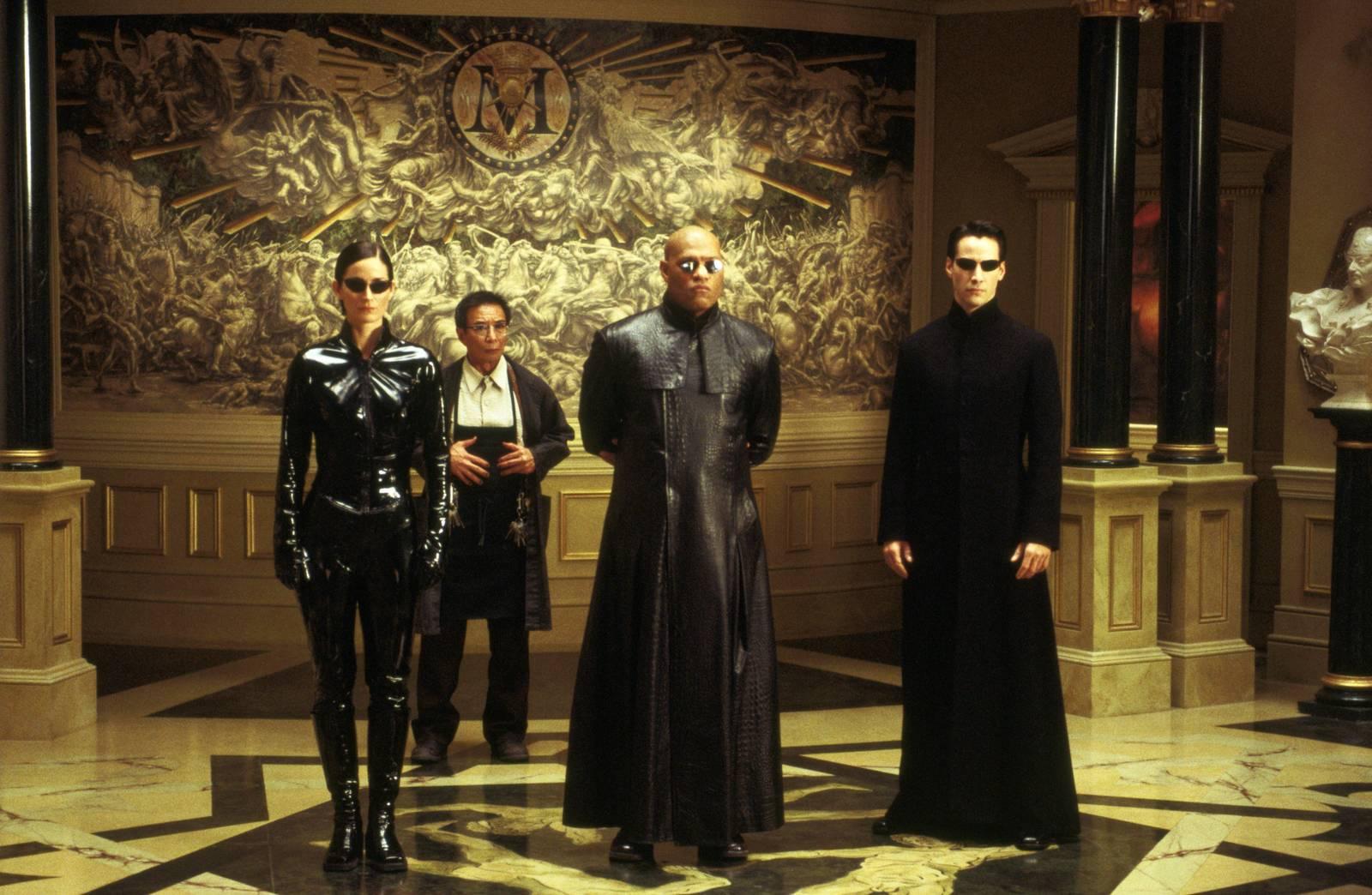 Fotogaléria Matrix Reloaded (2003)