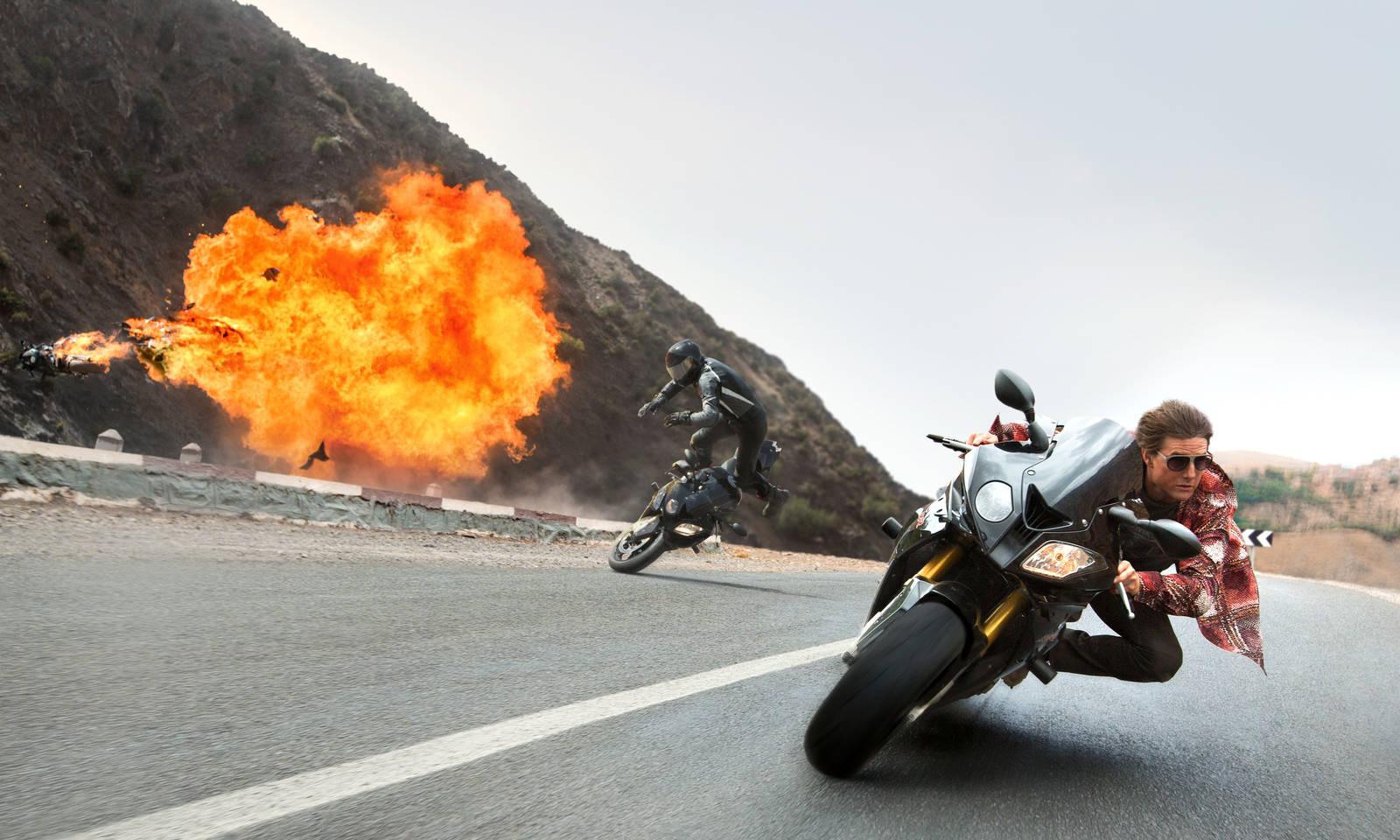 Recenzia filmu Mission Impossible 5: Národ grázlov