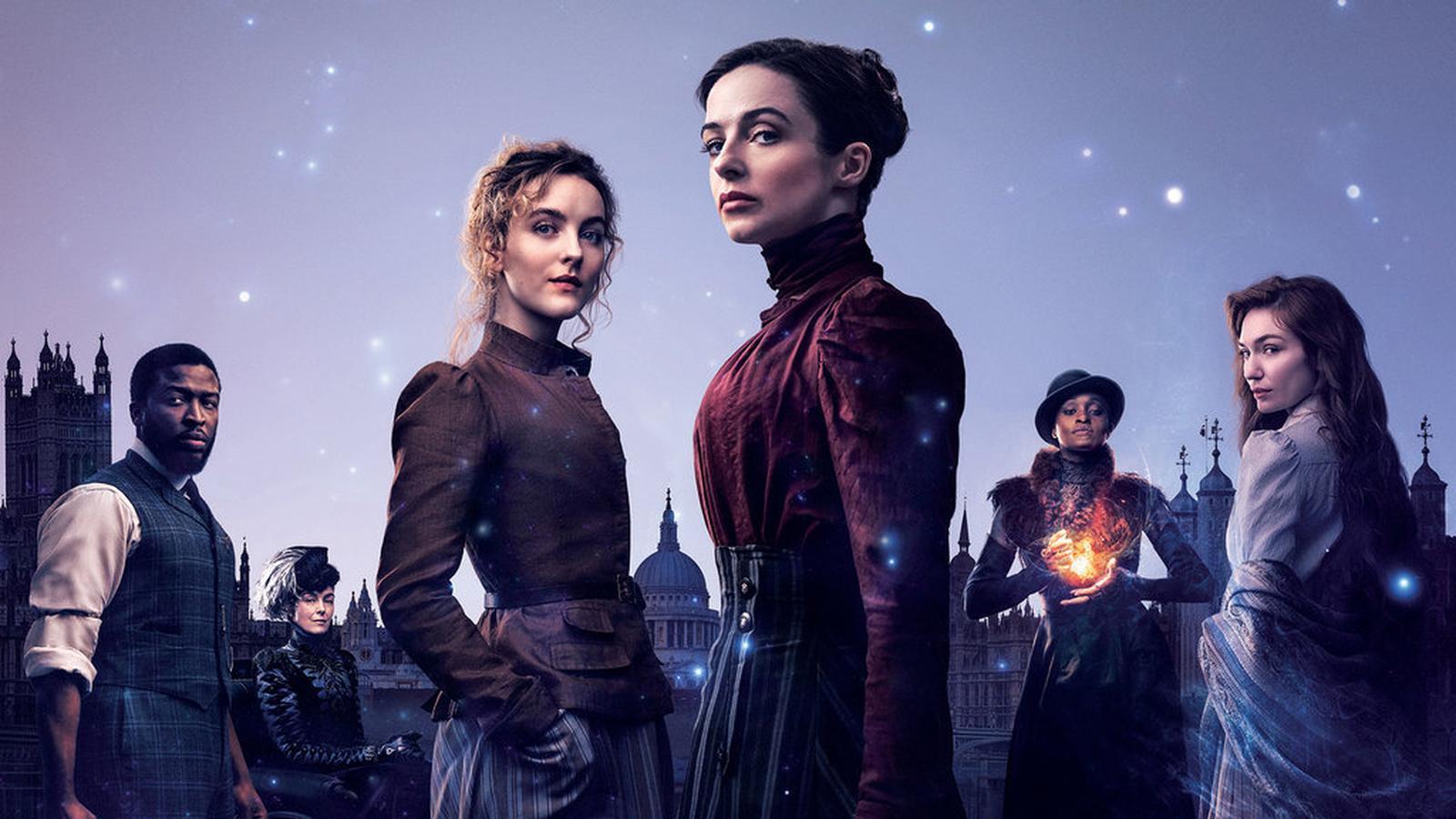 TV seriál Viktoriánky (2021)