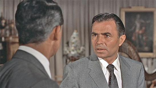 Film Na sever Severozápadnou linkou (1959)