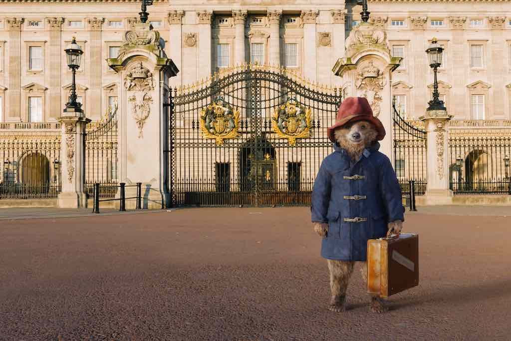 Film Medvedík Paddington (2014)