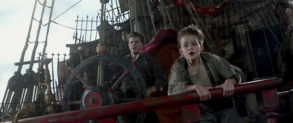 Film Peter Pan (2015)