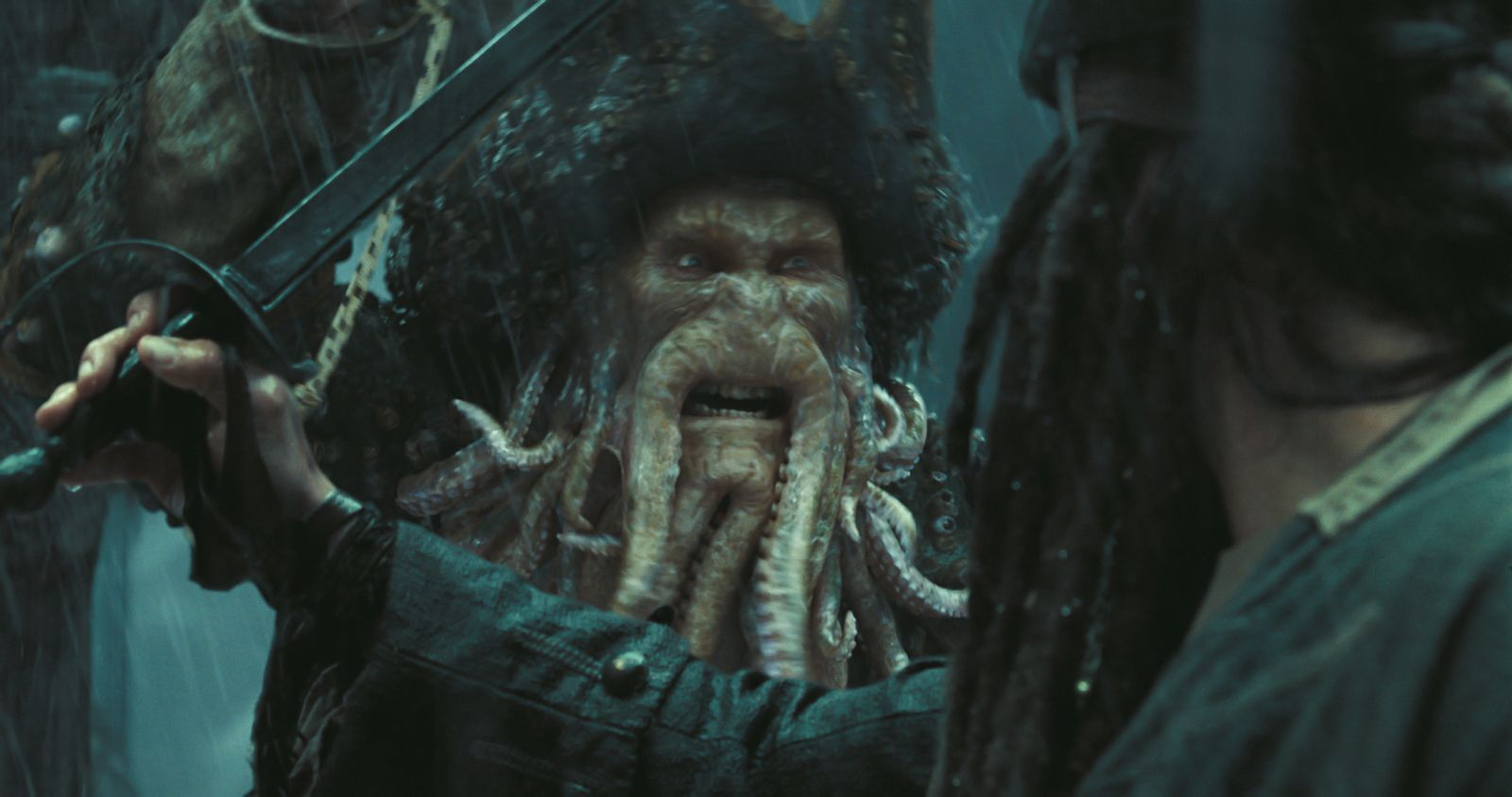 Film Piráti Karibiku: Na konci sveta (2007)