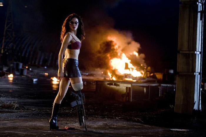 Film Grindhouse: Planéta Teror (2007)