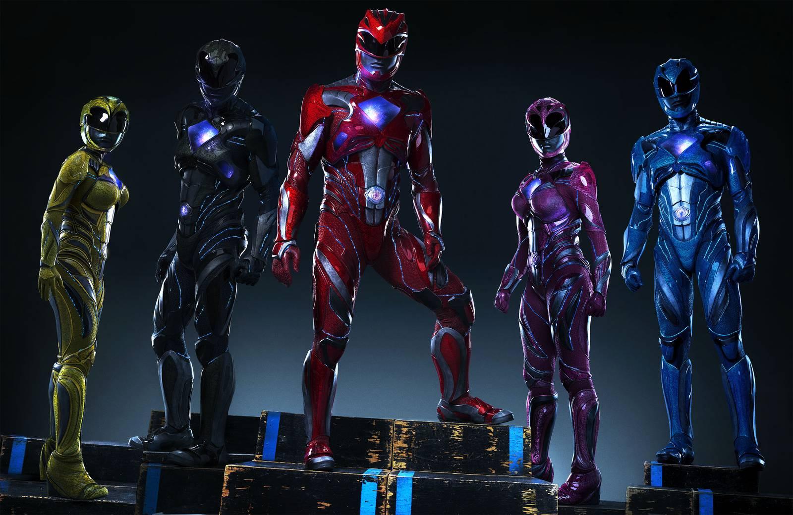 Fotogaléria Power Rangers (2017)