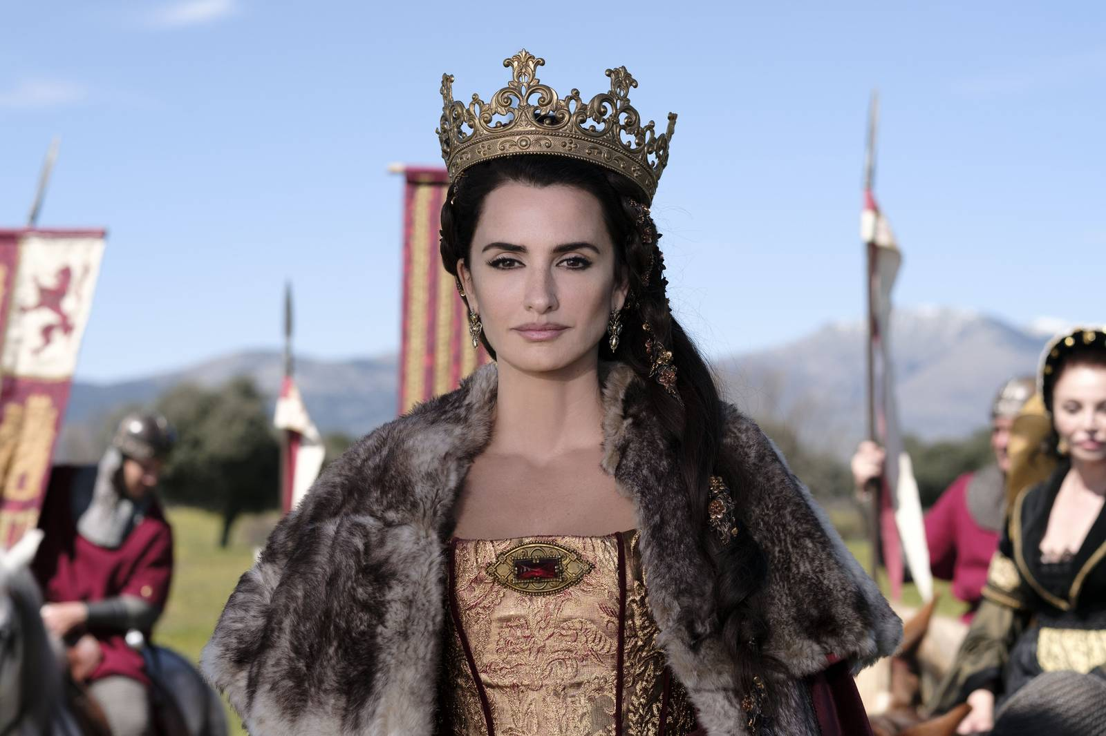 Film Španielska královná (2016)