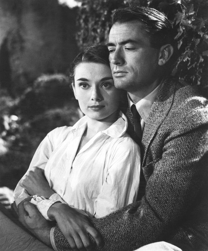 Film Prázdniny v Ríme (1953)