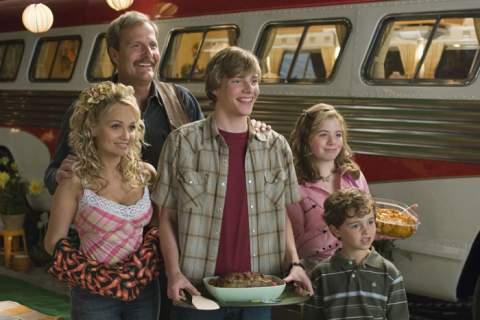 Film Rodinná dovolenka a iné nešťastia (2006)