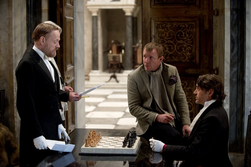 Film Sherlock Holmes: Hra tieňov (2011)