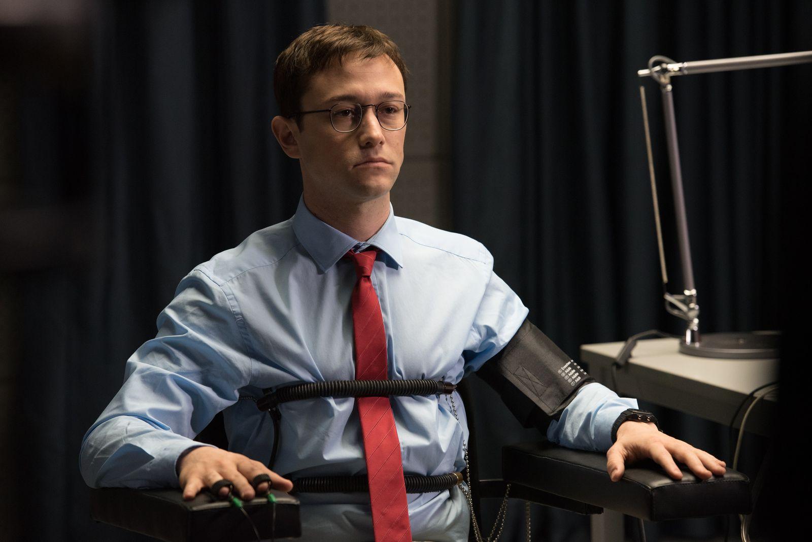 Fotogaléria Snowden (2016)