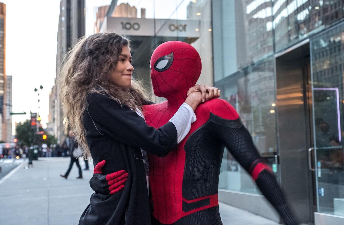 Fotogaléria Spider-man: Ďaleko od domova (2019)