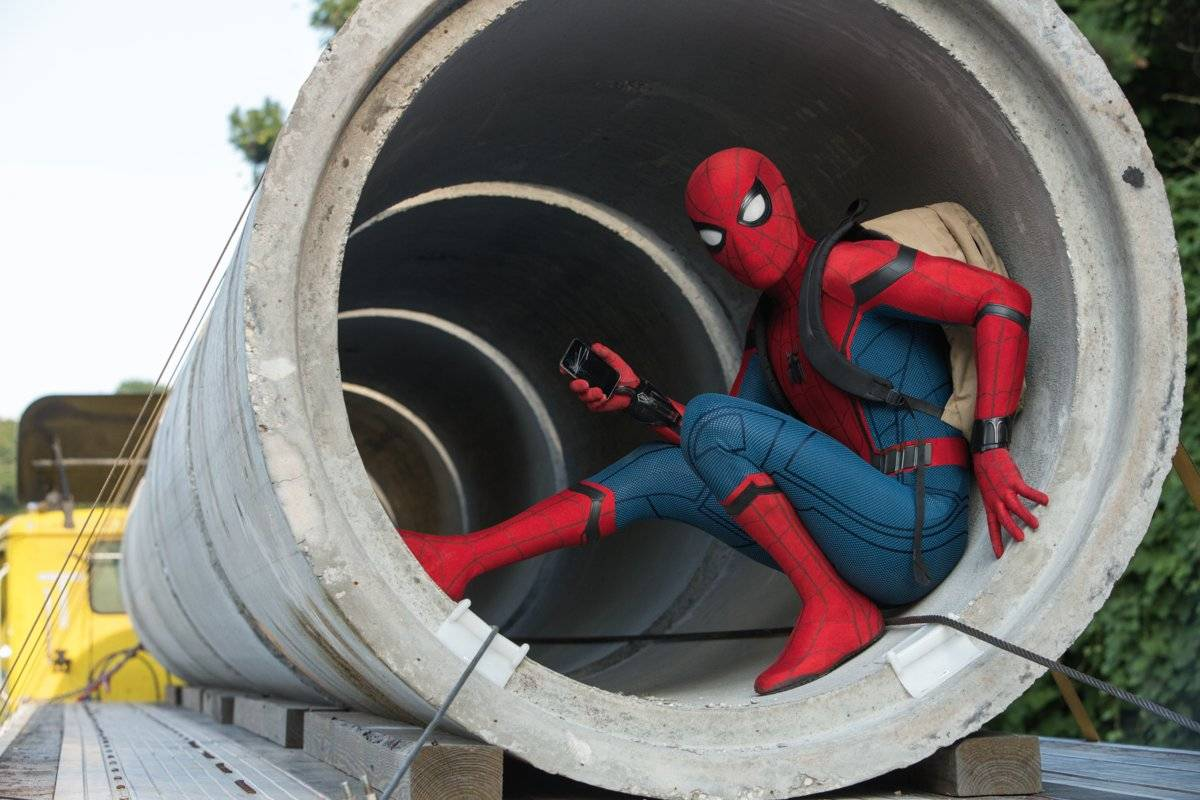 Fotogaléria Spider-Man: Návrat domov (2017)