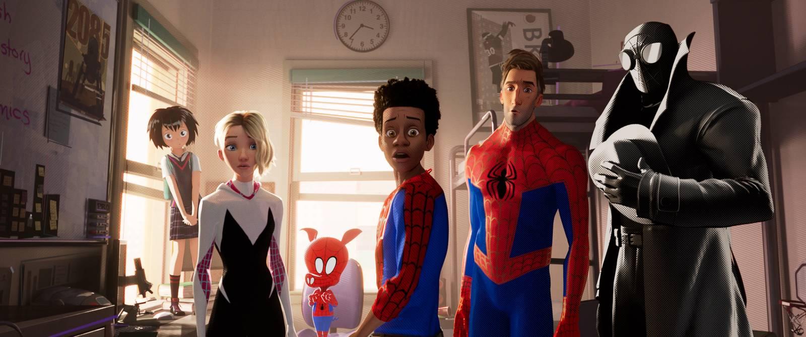 Fotogalerie Spider-Man: Paralelní světy (2018)