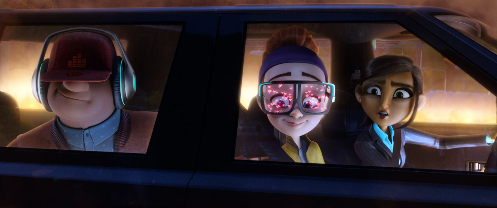 Film Maskovaní špióni (2019)
