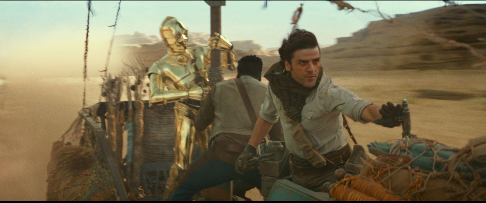 Fotogaléria Star Wars: Vzostup Skywalkera (2019)