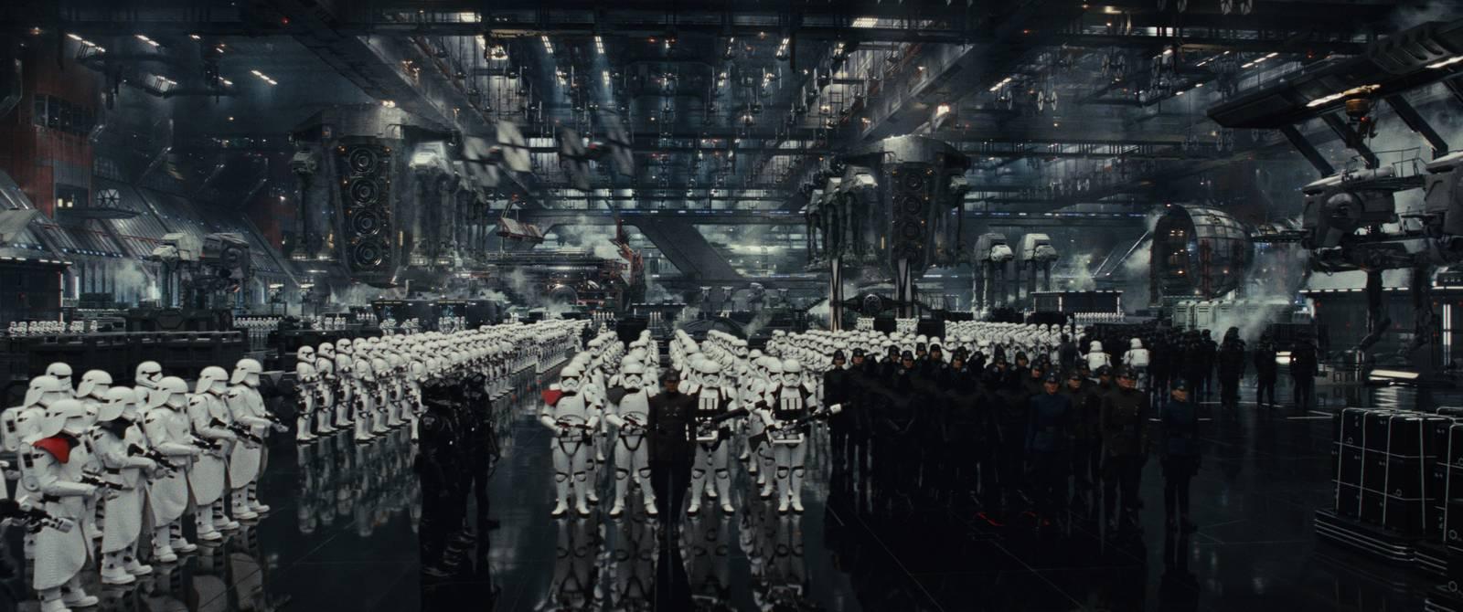 Film Star Wars: Poslední Jediovia (2017)