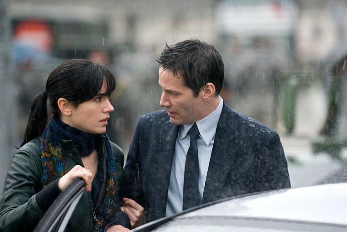 Film Deň, keď sa zastavila Zem (2008)