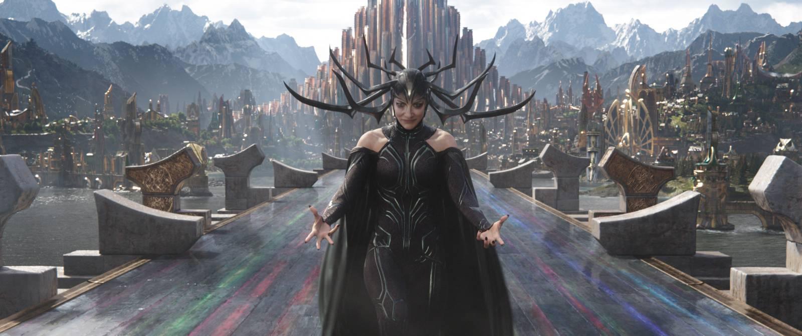 Film Thor: Ragnarok (2017)