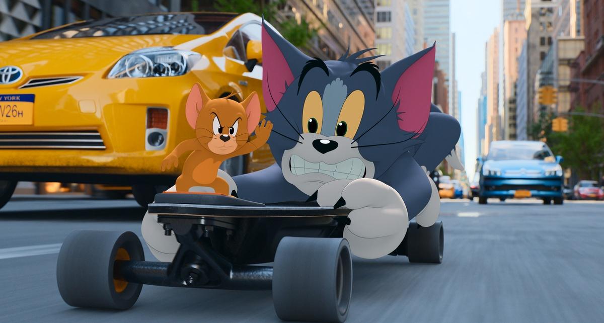 Fotogaléria Tom and Jerry (2021)