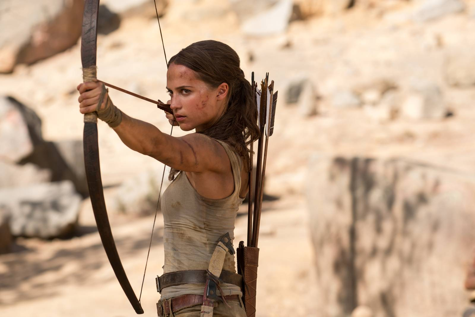 Film Tomb Raider (2018)