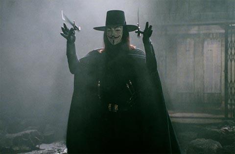 Film V ako Vendetta (2006)