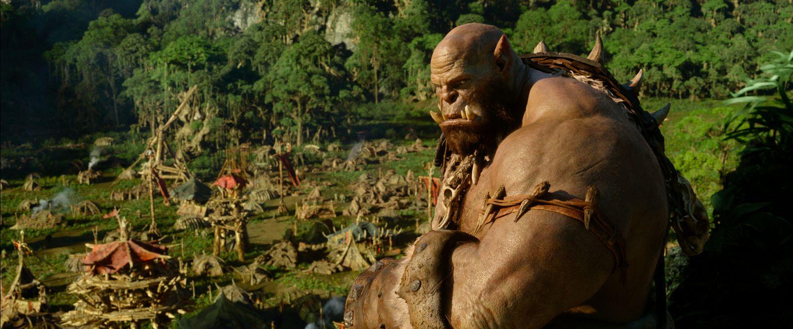 Film Warcraft: Prvý stret