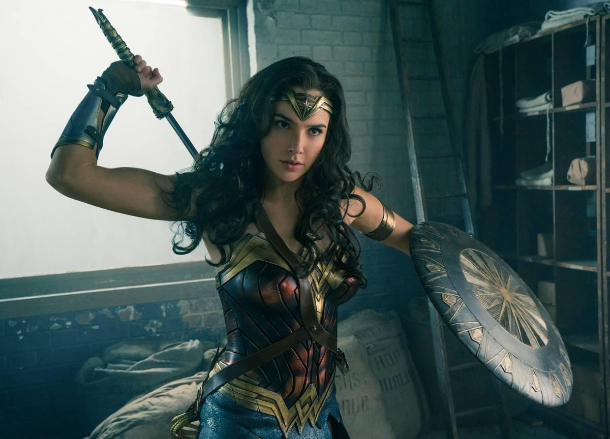 Fotogaléria Wonder Woman (2017)