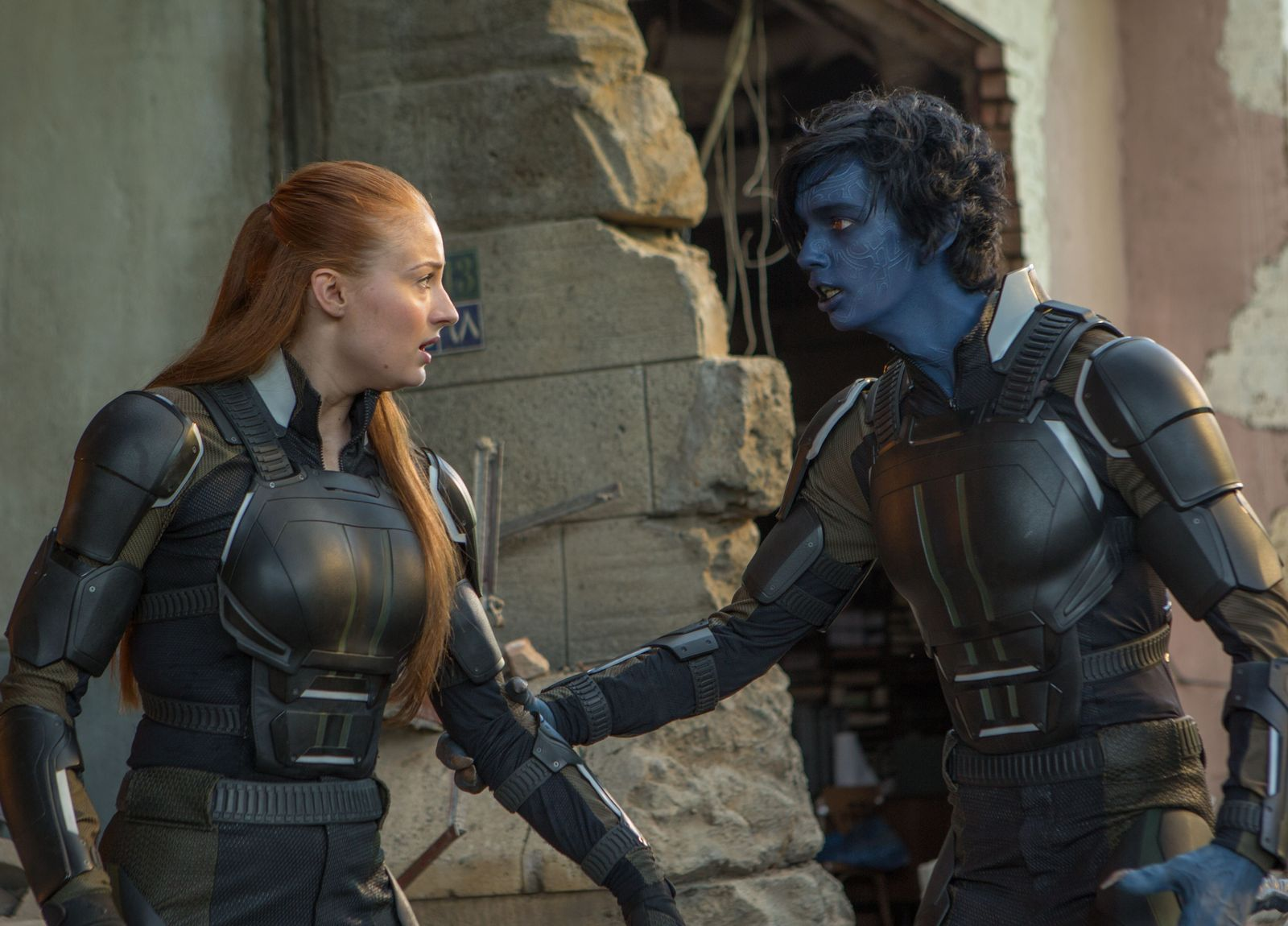 Film X-Men: Apokalypsa (2016)