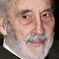 Zomrel herec Christopher Lee