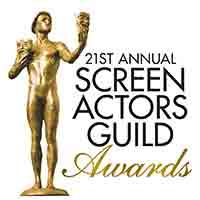 Nominácie na 21. ročník cien SAG Awards 2015