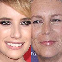 Jamie Lee Curtis a Emma Roberts budú hrať v komediálno-hororovom seriáli Scream Queens