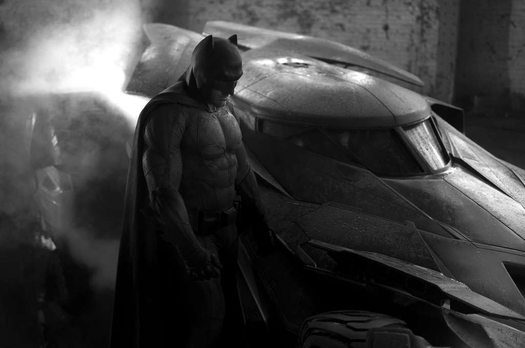 Prvé fotografie k filmu Batman vs. Superman