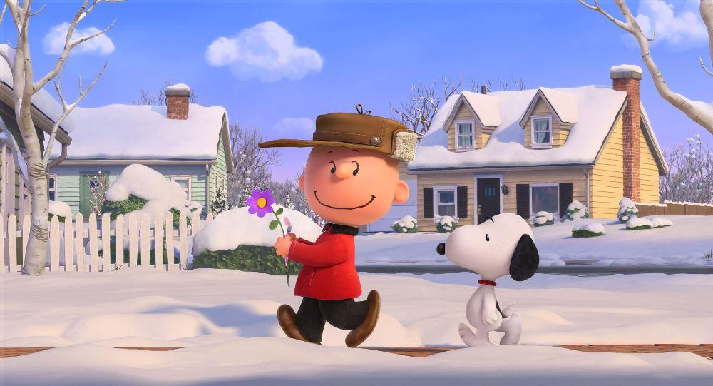 Film Peanuts: Snoopy a Charlie Brown vo filme