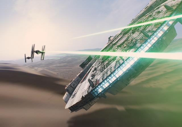 Star Wars VII: Sila sa prebúdza