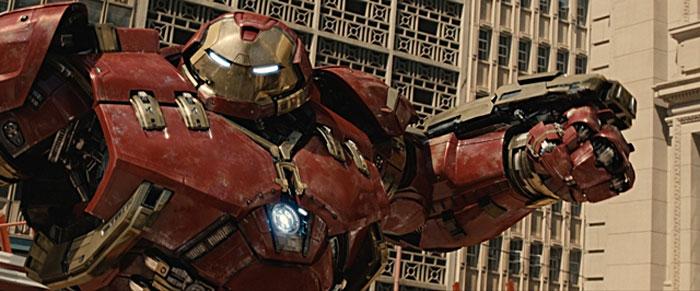Súťaž s filmom Avengers 2: Vek Ultrona