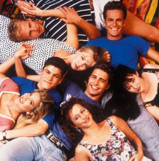 Seriál Beverly Hills 90210